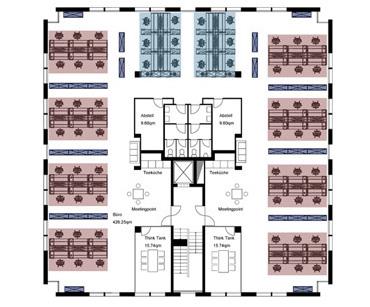 business park welfenplatz hannover. Black Bedroom Furniture Sets. Home Design Ideas